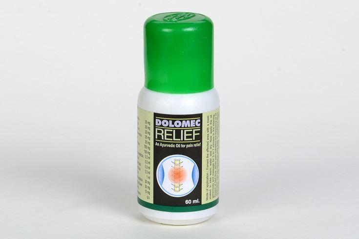 Dolomec-Relief